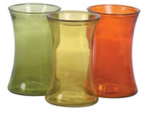 Alders Specials - Colored Glass Vase